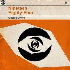 Cubierta Nineteen Eighty-Four