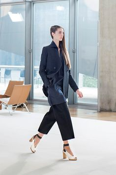 Lemaire - Présentation Femme Printemps-Eté 2015 - Lemaire