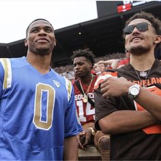 """""""Thank you, Brodie. You ushered in the NBA to our state, have been a role model to our athletes over a decade and are an ambassador for Oklahomans to the rest of the world. Oklahoma Memorial, University Of Oklahoma, Oklahoma Sooners, Russell Westbrook, Role Models, Athlete, Thunder, Templates"""