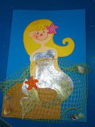 καλοκαιρινες κατασκευες Summer Crafts For Kids, Summer Activities For Kids, Art For Kids, Clown Crafts, Toddler Fun, Pre School, Decoration, Diy And Crafts, Mermaid