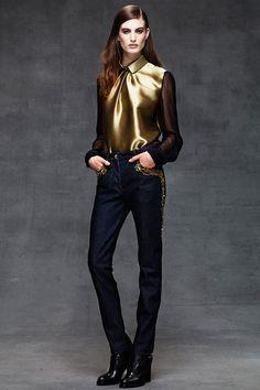 Alberta Ferretti | Pre-Fall 2014 Collection | Style.com
