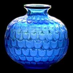 THE SPLENDORS OF LALIQUE ART, Vases ~ Blog of an Art Admirer