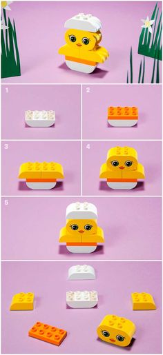 Nothing turns a serious and sensible grown-up to mush quicker than a baby chick. The itty-bitty beak! The snuggly-wuggly fur! That teeny-weeny cheeping! If a baby chick can do this to a full-blown adult, just imagine the reaction from your child when you build our DIY chick together.