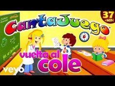 CantaJuegos Online: CantaJuego - La Vuelta al Cole (Colección Oficial 14 Canciones)