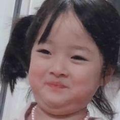 Cute Baby Meme, Cute Love Memes, Baby Memes, Cute Asian Babies, Korean Babies, Cute Babies, Baby Kids, Baby Tumblr, Cute Baby Girl Pictures