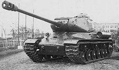 IS-2 Soviet  heavy tank, Jun 1944