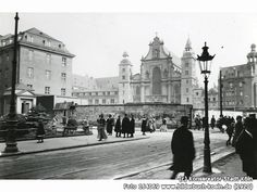 BlickaufSt.Maria-Himmelfahrt, An den Dominikanern, 50668 Köln - Altstadt-Nord (1920)