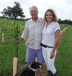 Harry and Dawn Leatherwood - Pelle Legna Vineyards and Winery