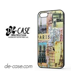 Paris France DEAL-8470 Apple Phonecase Cover For Iphone SE Case