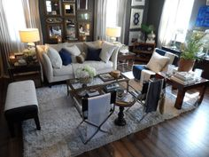 RELAXED SUMMER RESTYLE HOME TOUR by Lynda Quintero-Davids aka NYCLQ of #FocalPointStyling