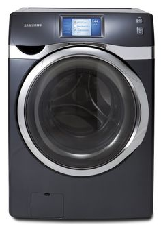 Samsung 457 Washer and Dryer with WiFi: The things they come up with. - program with smartphone!
