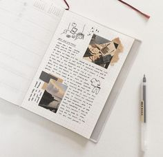 Bullet Journal And Diary, Bullet Journal Aesthetic, Bullet Journal 2019, Bullet Journal Inspiration, Bullet Journals, Scrapbook Journal, Journal Layout, My Journal, Journal Pages