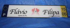 Matriculas personalizadas Flavio, Facebook, Sink, Ideas, Events