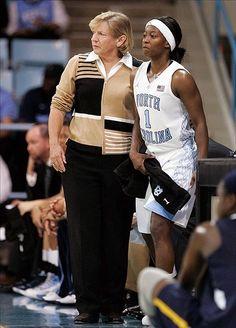 UNC Womens Basketball