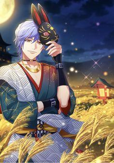 Cute Anime Boy, Anime Guys, Summer Triangle, Baseball First, Anime Kimono, Manga News, Video Game Anime, Manga Love, Bishounen
