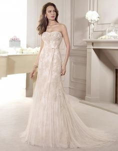Fara Sposa Wedding Dresses 2015 Bridal Collection with Luxurious Designs