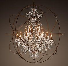 Beautiful #chandelier