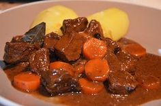 Gott Och Blandat: Portergryta Lchf, Pot Roast, Sandwiches, Meals, Dinner, Ethnic Recipes, Food, Carne Asada, Dining