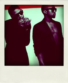 kanye west and kid cudi Kid Cudi Kanye West, Weak In The Knees, Cute Guys, Role Models, Rap, Eye Candy, Hip Hop, Batman, Celebs