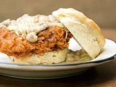 The East Nasty Sandwich From Biscuit Love Is the Best Sandwich of 2015 - Bon Appétit Buttery Biscuits, Biscuits And Gravy, Fluffy Biscuits, List Of Sandwiches, Nashville Restaurants Best, Nashville Trip, Great Recipes, Favorite Recipes, Cafe Recipes