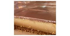 Ohhh Emmm Geee I LOVE your Caramel Slice
