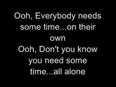 Guns N' Roses - November Rain(with lyrics)