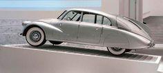 Dark Roasted Blend: Tatra Car & Other Aerodynamic Marvels, Part 2