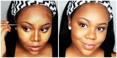How To: EASY Highlight and Contour (Beginner Friendly)