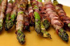 Pastanjauhantaa: Kesä ilman keittiötä Asparagus, Vegetables, Food, Veggies, Essen, Vegetable Recipes, Yemek, Meals, Asparagus Bacon