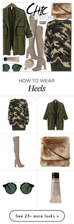 """Yoins"" by teoecar on Polyvore featuring Spitfire, Hat Attack and Grown Alchemist"