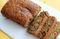 Cook with Priyanka: Banana & Walnut Cake (Eggless)