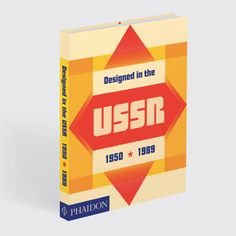 With some 350 images of as many products, this new hardcover explores design in the USSR from 1950 to 1989 in an interesting peek behind the Iron Curtain. From kids' toys to posters and electronics, these everyday items each have a tinge of kitsch. Space Race, Design Museum, Kids Toys, Children's Toys, The Book, Graphic Design, How To Plan, Books, Everyday Items