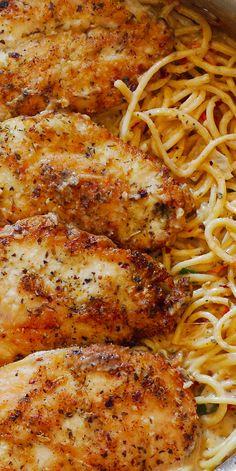 Easy Pasta Recipes, Dinner Recipes, Easy Meals, Cooking Recipes, Healthy Recipes, Beef Recipes, Salad Recipes, Italian Chicken Pasta, Al Dente