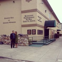 Kingdom Hall in San Francisco, California. There are six congregations in four languages: English, Spanish, Tagalog, and American Sign Language