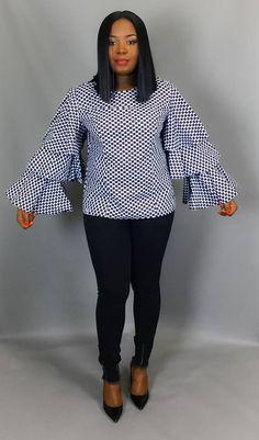 Africain imprimé à la main robe, vêtements africain, pagne ...