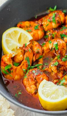 Spicy New Orleans Shrimp#seafood explore borsarifoods.com