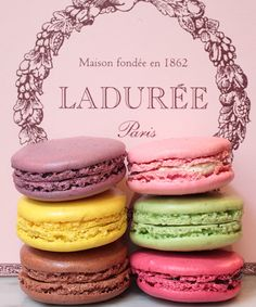 Our next stop after a walk through Central Park was Laduree.  This bakery is famous for it's Macarons.  Located on Madison Ave, another must do in NYC.  Macarons are flown in fresh from Paris!
