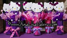 Hello Kitty Baby Shower Centerpieces | images of Hello Kitty Baby Shower Decorations