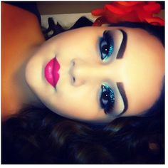 Mexican doll http://www.makeupbee.com/look.php?look_id=82703