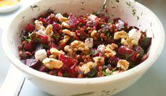 Summer Salad Recipes, Summer Salads, Veggie Recipes, Lunch Recipes, Real Food Recipes, Healthy Recipes, Veggie Dinner, Paleo Dinner, Tapas