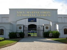 Navy-Marine Corps Memorial Stadium --- Home Of Navy Football and Lacrosse