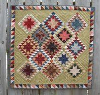 Opposition Wall Quilt Pattern