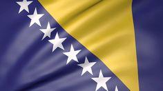 Bosnia Animated Flag