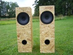 Visaton BG 20 Single Driver Full Range Speakers