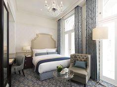 Tokyo Station Hotel Queen Room (26 sqm) ~USD290/night | Photo Credit: Agoda
