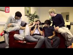 one direction pokemon week 4 and the red couch plus funny moments of week 4
