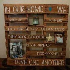 Je huis gratis een upgrade geven met behulp van pallets? Bekijk de ideetjes en doe inspiratie op!