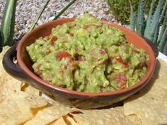 Recipe of the Day: Guacamole Perezoso
