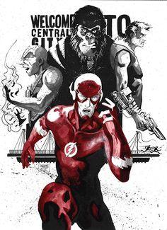 (DC COMICS) Flash