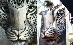 Illusioni ottiche con il Bony Painting